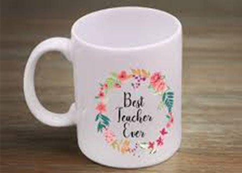 Teachers Day Mug Printing Sri Lanka